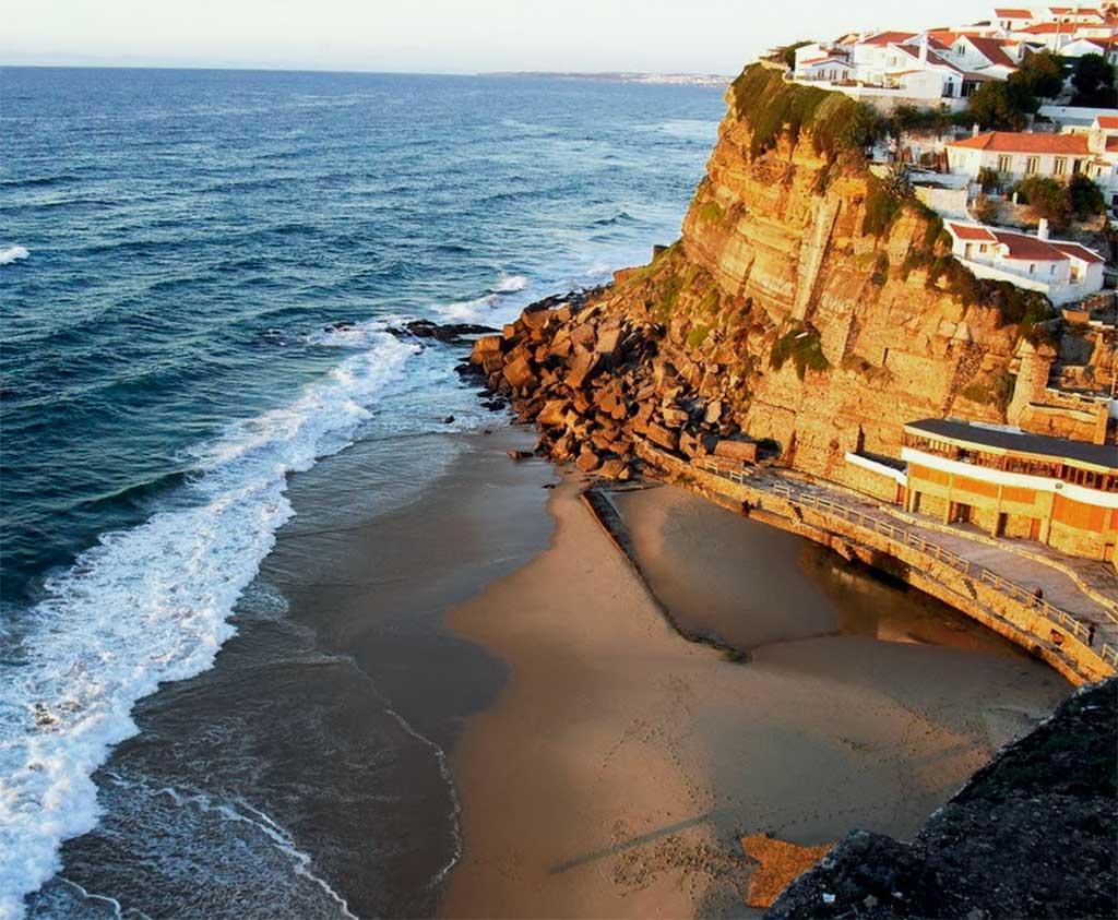 Пляжи Серра-де-Синтра