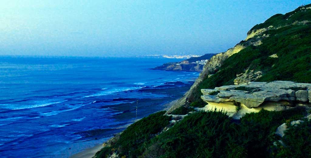 пляжи Коста-да-Эшторил.