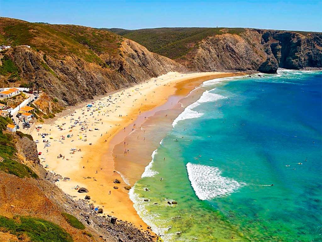 Пляж Фож ду Лизандру