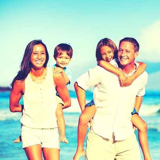 Cascais family vacation