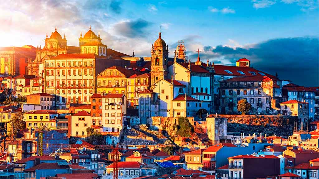 Life in Portugal