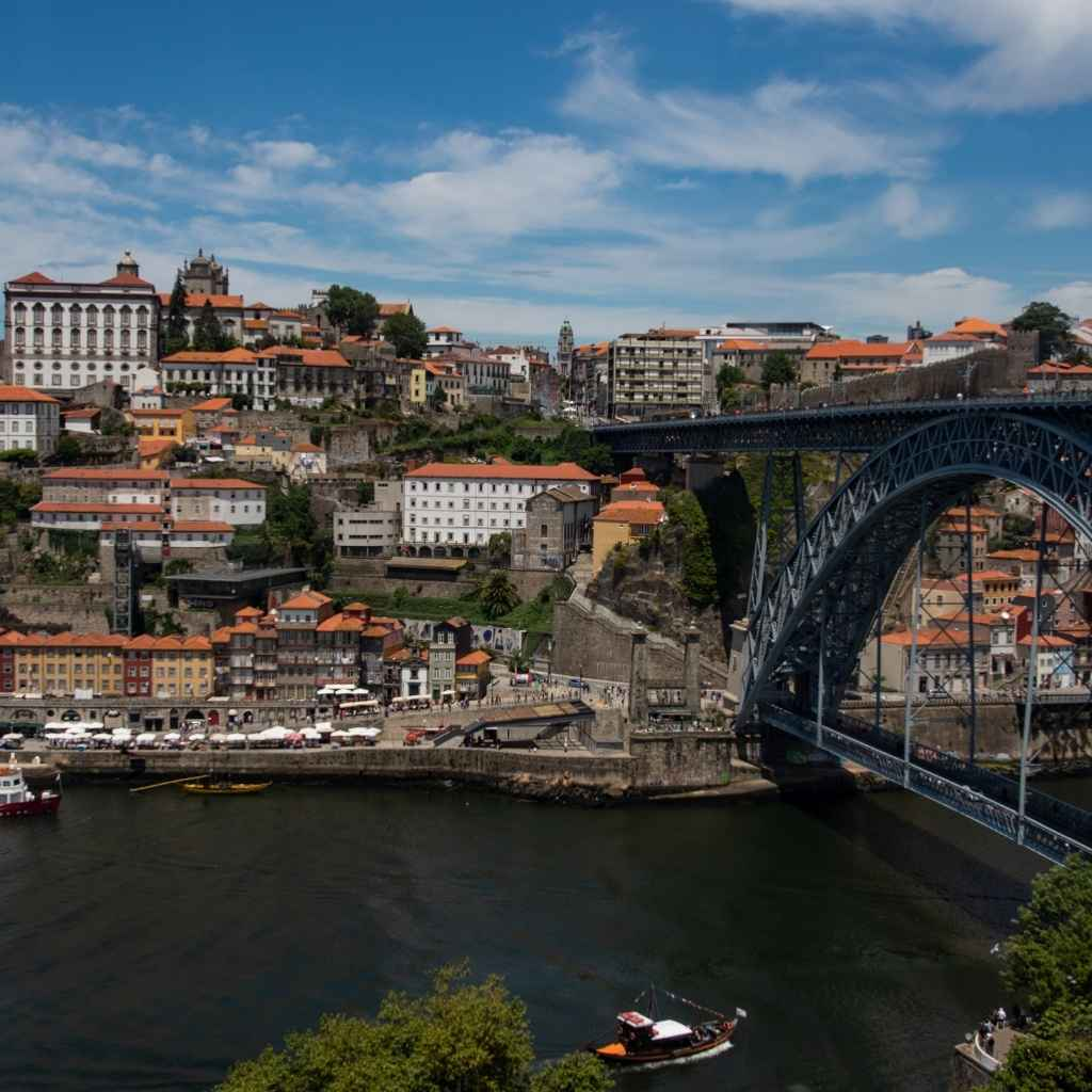 О Португалии, сложном выборе и путешествиях