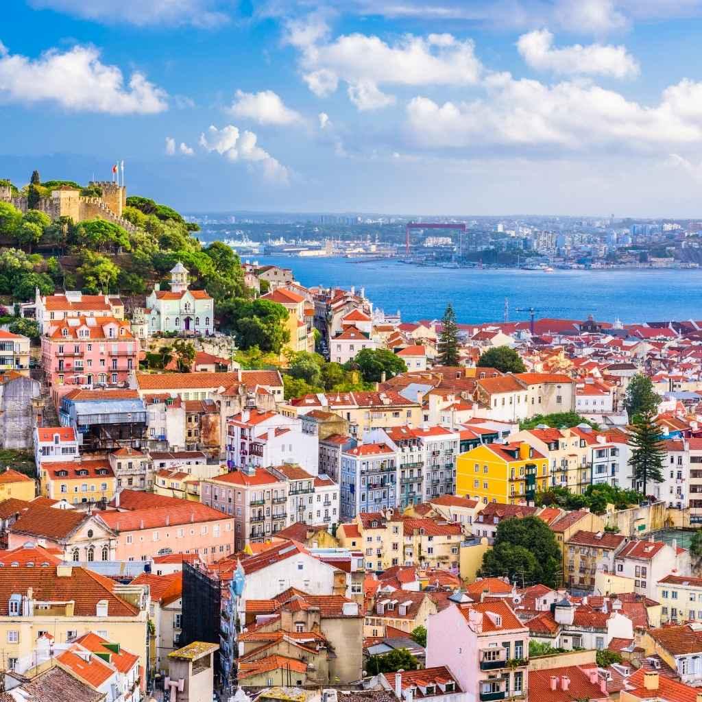 Лиссабон - сердце Португалии
