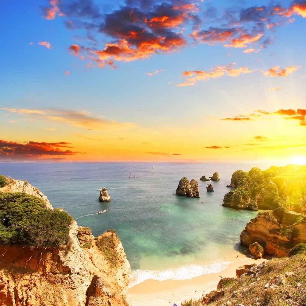 Алгарве - самый южный регион Португалии