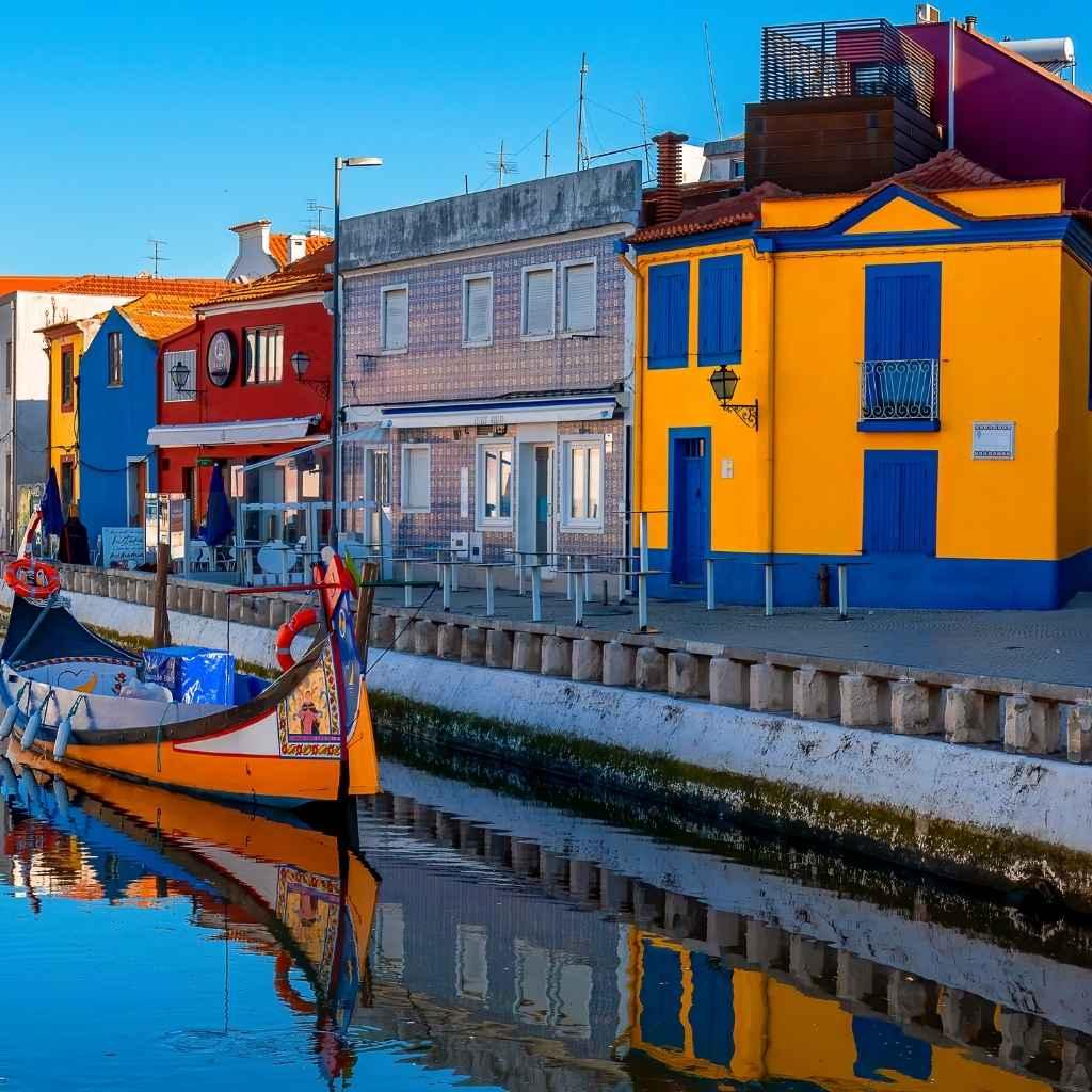 Авейру - Португальская Венеция