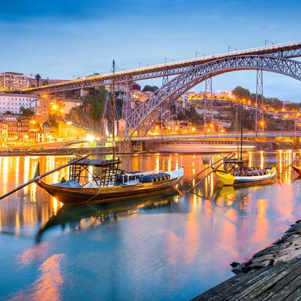 История Ирины и Дмитрия. Открытие бизнеса в Португалии и инвестиции в доходную недвижимость Португалии.