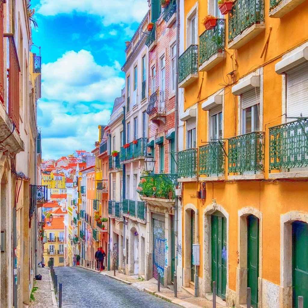 Лучшие города для жизни в Португалии