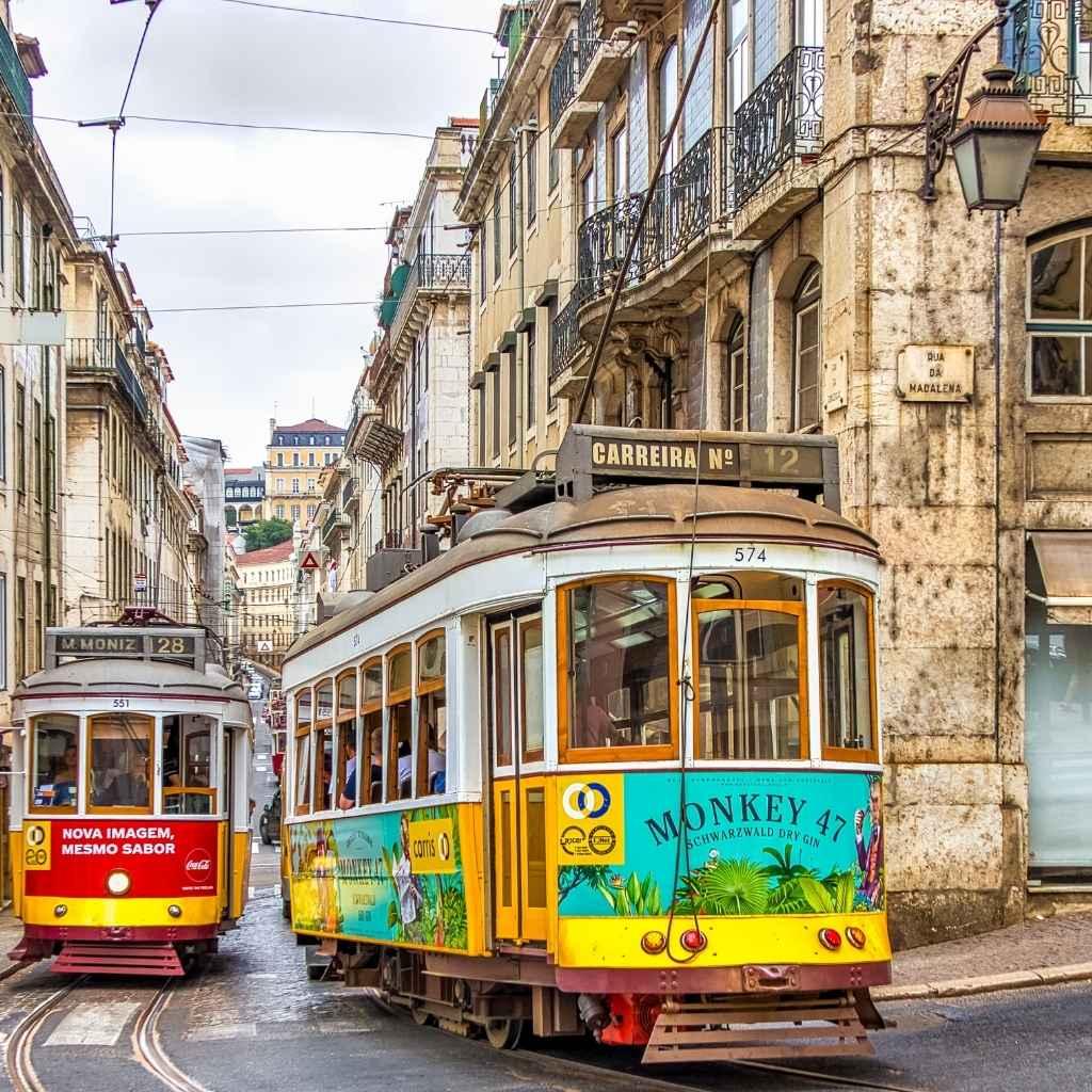 Uma semana em Portugal. Como passar o melhor fim-de-semana da sua vida. Parte 1.