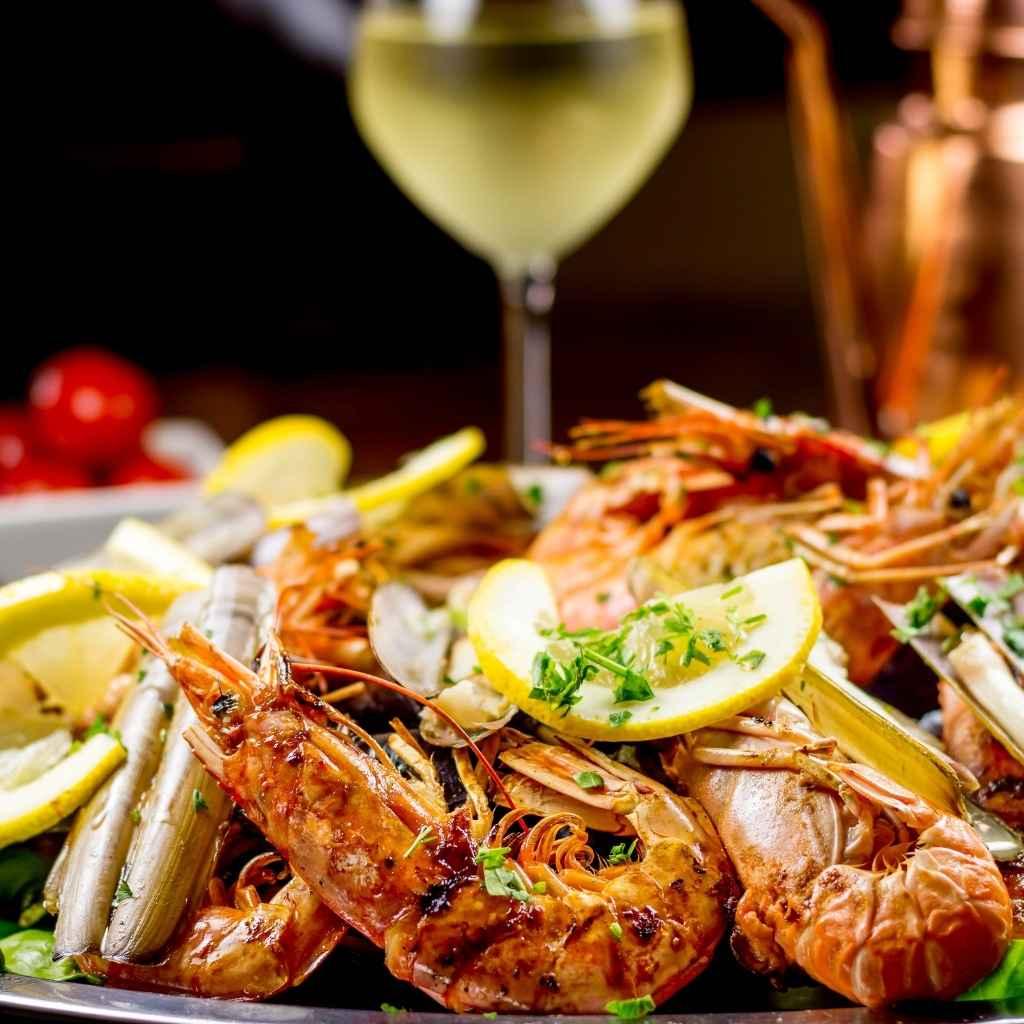 6. Попробуйте местные морепродукты