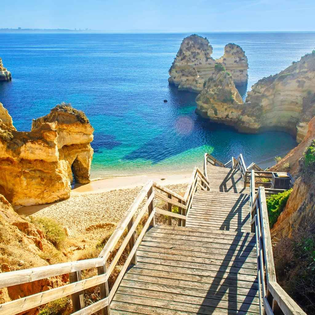 One week in Portugal: a day in the Algarve