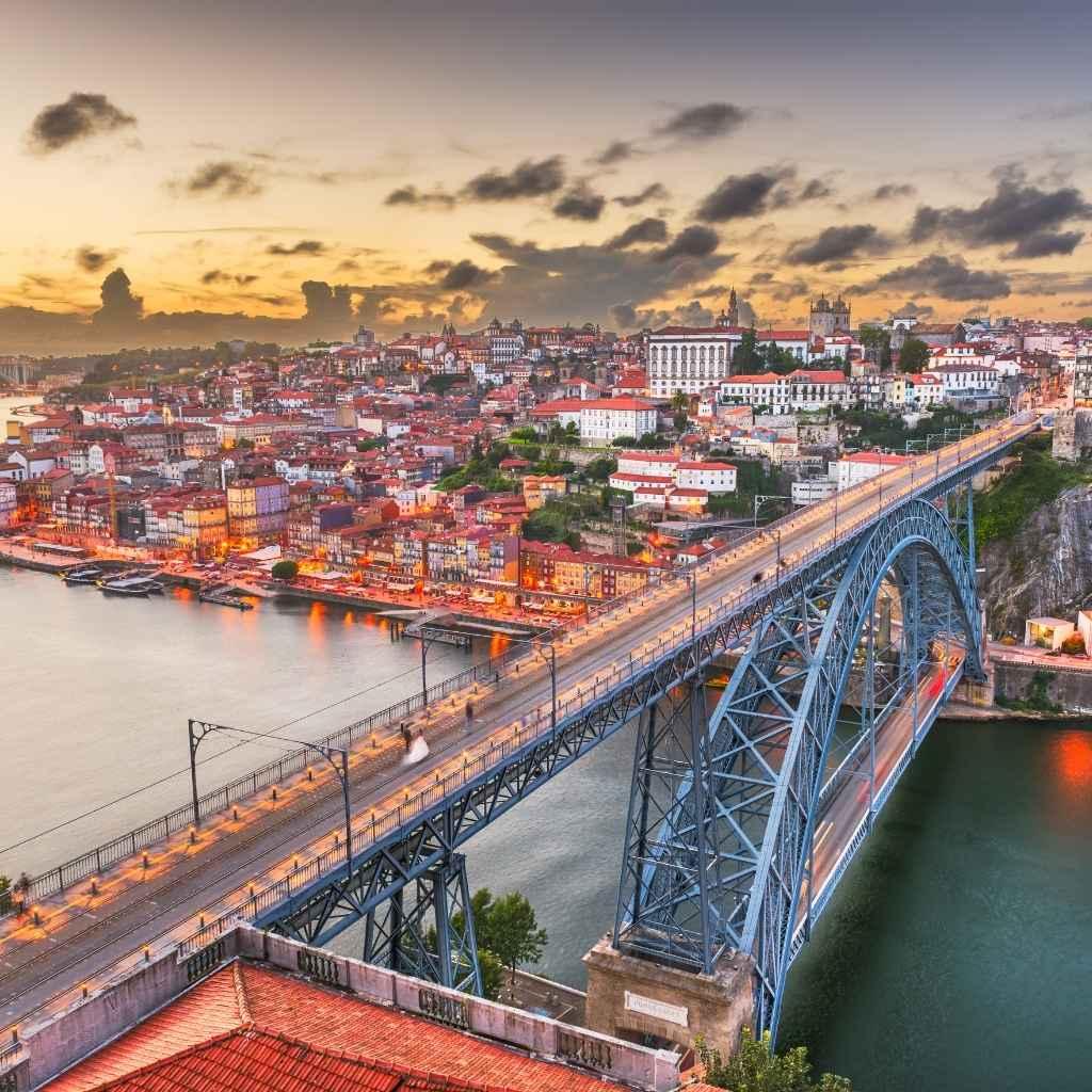 Ponte Luís I Bridge
