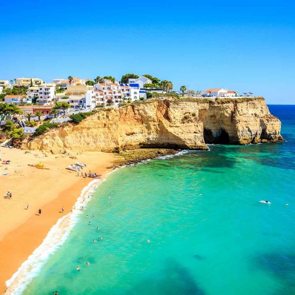 Почему в Португалию?