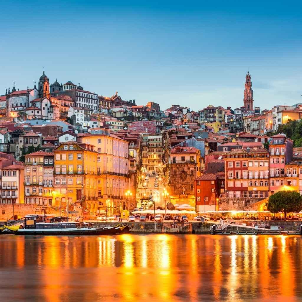 Почему Португалия?